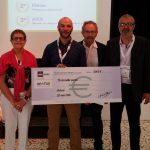 EKITOUR reçoit le «Prix du Jury» du Forum de l'Innovation 2016 de l'UNAT pour la création de H2H