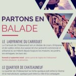 RACONTONS CHATEAUNEUF – balades urbaines les 17 et 18 septembre 2016