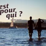 """LE """"DROIT AUX VACANCES POUR TOUS"""" POUR SAUVER LE TOURISME EN FRANCE"""