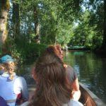 Journée vacances du Secours Populaire & d'Ekitour  dans le Marais Poitevin !