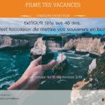 """Concours pocket film """"Filme tes vacances !"""", c'est tourné !"""