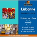 Week-end liberté à Lisbonne